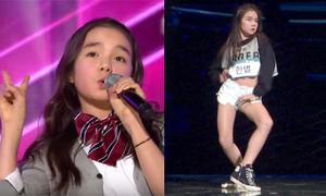 Cô bé 10 tuổi gây sốt trong show tìm kiếm tài năng Kpop