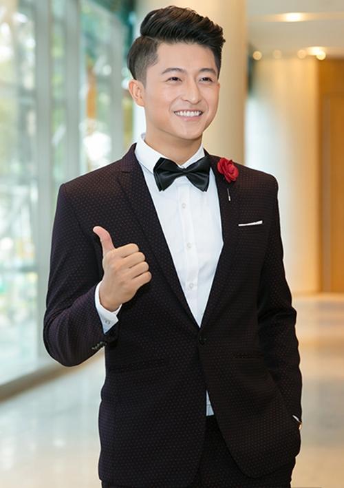 Nam diễn viên Harry Lu.