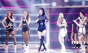 Lip B bại trận phút chót tại 'The Remix' dù được Đông Nhi tung chiêu