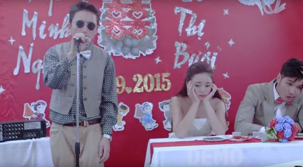 Phan Mạnh Quỳnh với ca khúc Vợ người ta đứng vị trí thứ 3