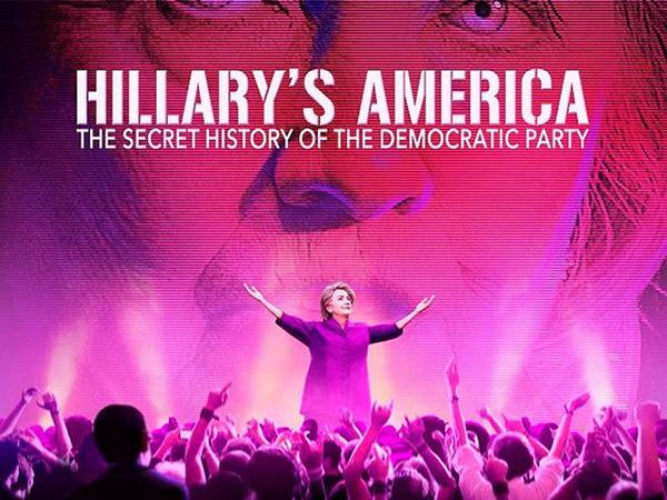 Hillarys America: The Secret History of the Democratic Party là bạn thân của Batman v Superman tại Mâm xôi vàng năm nay. Bộ phim đã chiến thắng hầu hết các hạng mục chính gồm: Phim tệ nhất, Nam chính tệ nhất, Nữ chính tệ nhất và Đạo diễn tệ nhất.