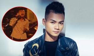 'Chàng trai hát rong' gây chú ý tại 'Giọng hát Việt'