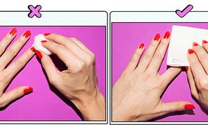 7 lỗi làm đẹp khiến móng tay hư tổn hầu như ai cũng mắc phải