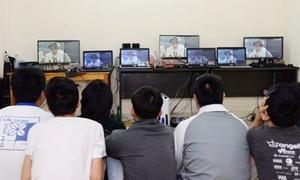 'Cày view' cho Sơn Tùng M-TP, hội Sky quên ăn quên ngủ
