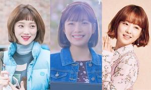 4 kiểu tóc ngắn được các nữ chính hot drama Hàn lăng xê