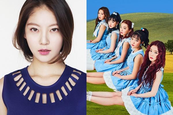 Gong Seung Yeon từng là thực tập sinh để ra mắt cùng Red Velvet.