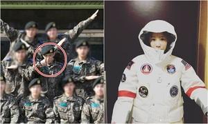 Sao Hàn 2/3: T.O.P đi đâu cũng 'khác người', Tae Yeon lộ nửa mặt vẫn cute