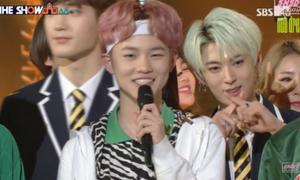 Sao vô danh bị 'ném đá' vì thái độ cười cợt khi NCT Dream phát biểu