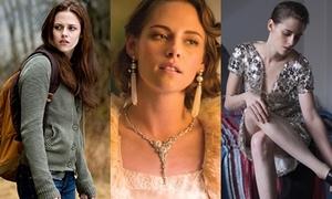 Thời trang đa dạng của mỹ nhân Kristen Stewart qua các bộ phim