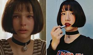 Biểu tượng tóc 12 tuổi được hàng loạt hot girl Việt bắt chước