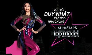 Vietnam's Next Top Model tuyển thí sinh online cho mùa 2017