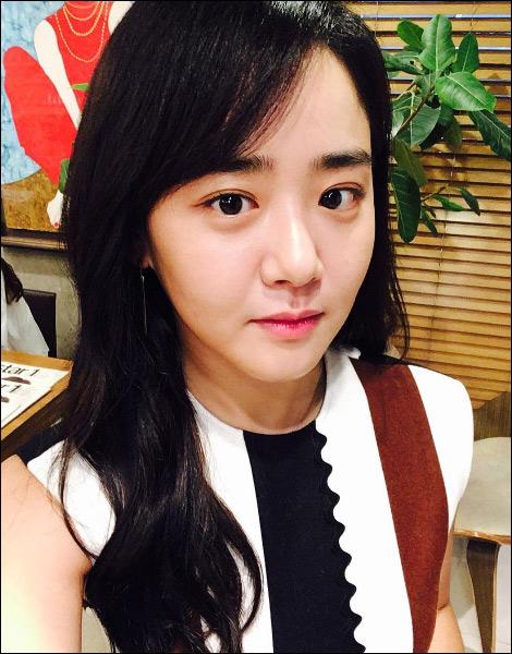 Nữ diễn viên Moon Geun Young