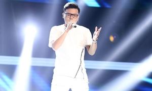 Hot boy có giọng hát giống Tuấn Hưng khiến HLV 'Giọng hát Việt' ngỡ ngàng