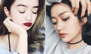 4 kiểu trang điểm sành điệu 'nhận diện' con gái Việt