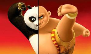Các con vật trong phim hoạt hình sẽ thế nào khi trở thành người