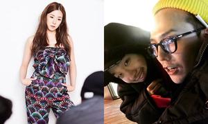 Sao Hàn 8/3: G-Dragon hẹn hò Tae Yang, Tiffany chuyên nghiệp trước ống kính