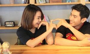 Quang Đăng - Thái Trinh 'đốn tim' fan với vũ điệu 'Nơi này có anh'