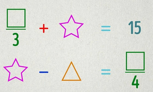 Thử sức tính nhanh với 3 bài toán đơn giản
