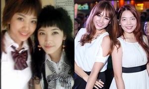 3 em gái nhà sao Việt càng lớn càng xinh đẹp