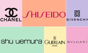 Tên các thương hiệu mỹ phẩm rất nhiều người đọc sai