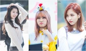 Nét quyến rũ khó cưỡng của 3 cô nàng Nhật Bản trong nhóm Twice