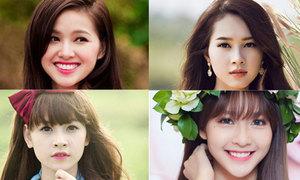 10 người đẹp Việt có gương mặt chụp ảnh 'không góc chết'