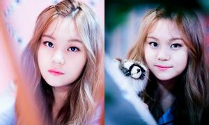 'Idol nữ xấu nhất Kpop' đẹp hơn hẳn sau khi giảm 5 kg