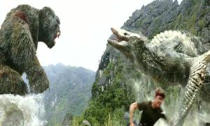 Kong: 6 sinh vật cổ đại không đụng hàng trên đảo đầu lâu