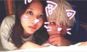 Mina (Twice) và BamBam (GOT7) lộ ảnh thân mật, bị nghi hẹn hò
