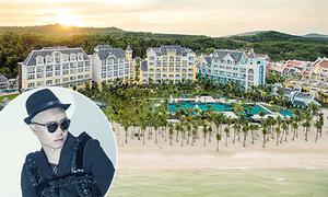 Đỗ Mạnh Cường chi mạnh tay tổ chức show ở resort 5 sao