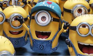 Minions trở lại siêu hài hước trong trailer 'Kẻ cắp mặt trăng' 3