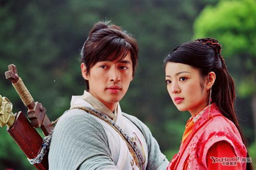 Ác nữ Lâm Nguyệt Như và chàng hiệp khách Lý Tiêu Dao nổi tiếng của loạt phim Tiên Kiếm