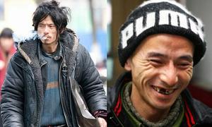 Đời phiêu bạt của 'chàng ăn mày đẹp trai nhất Trung Quốc'
