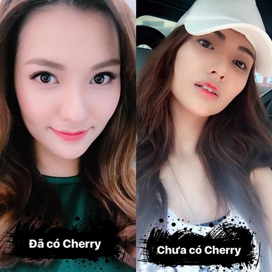 sao-viet-20-3-lilly-nguyen-vua-makeup-vua-ngu-jun-vu-phanh-ao-sexy-4
