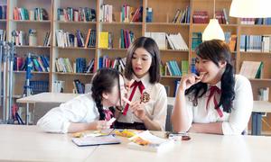 Suni Hạ Linh làm cô học trò dễ thương trong MV mới