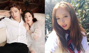 Sao Hàn 20/3: Vợ chồng Kim Tae Hee lãng mạn, Hyun Ah đổi style trong sáng