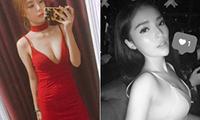 sao-viet-20-3-lilly-nguyen-vua-makeup-vua-ngu-jun-vu-phanh-ao-sexy-page-2-8