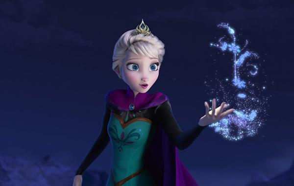 Elsa vừa là nữ hoàng vừa có phép thuật, còn gì có thể ngăn cản nàng tự đi tìm hạnh phúc?