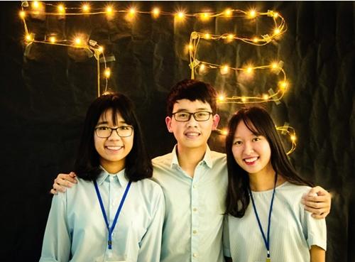 Nhóm H20 với dự án HOST nhằm nâng cao sức khỏe học đường