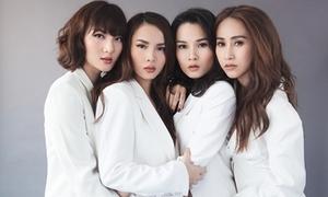 Nhóm Mây Trắng tái hợp vì Yến Trang sau 10 năm tan rã