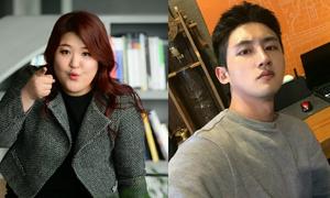 Sao nữ Hàn bị đồng nghiệp nam chỉ trích quấy rối tình dục