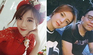 Sao Việt 21/3: Tú Linh xinh đẹp trong lễ ăn hỏi, Lâm Á Hân tình tứ bên chồng