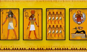 Đoán vận may sắp tới qua thuật bói của người Ai Cập cổ đại