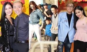 5 cặp sao Việt chia tay vẫn thân thiết khó tin