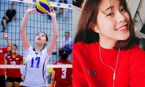 Nhan sắc như hot girl của VĐV bóng chuyền Việt 15 tuổi