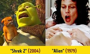 Nhiều phim hoạt hình chuyên 'xào lại' cảnh trong phim kinh điển