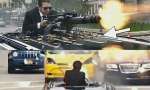 'Fast & Furious 8' chưa ra mắt đã bị soi lỗi ngớ ngẩn