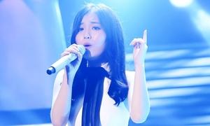 Hot girl Hàn khoe giọng khiến Thu Minh quên 'đau buồn' tại 'Giọng hát Việt'