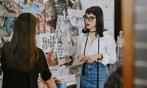 Angela Phương Trinh lần đầu ra mắt bộ sưu tập thời trang