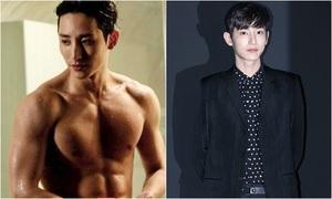Mỹ nam Hàn từ bỏ cơ bắp, quay về mốt 'mình dây'